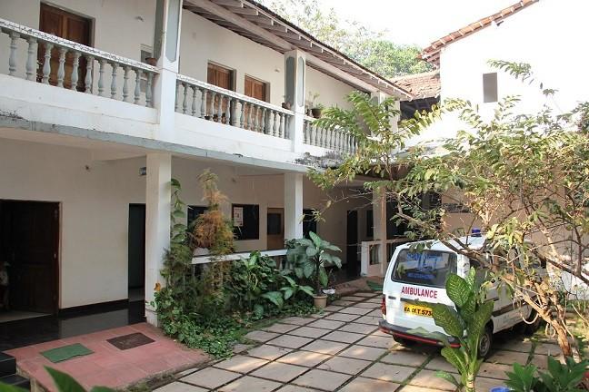 St.Anthony's Hospital, Anjuna, Goa