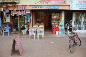 Food and Shelter in Goa