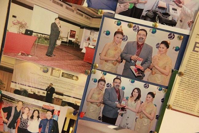Recognition and awards in integrative medicine community at Rafael Medicare Centre, Goa, India