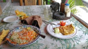 Food and Shelter in Bali