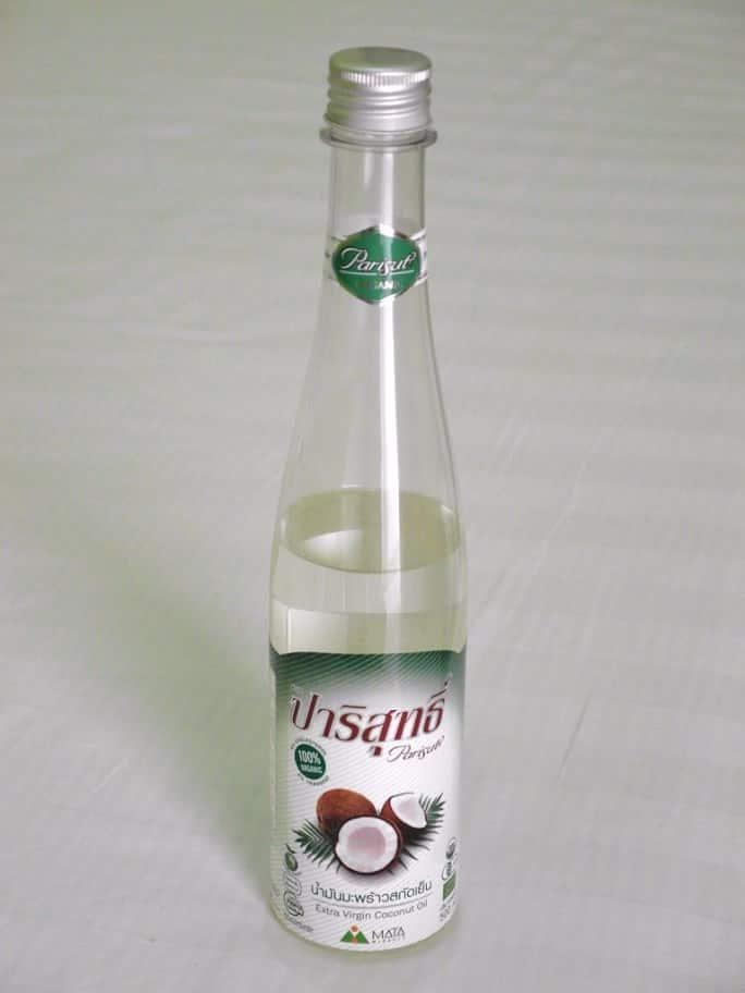 Coconut oil - good for oil pulling.