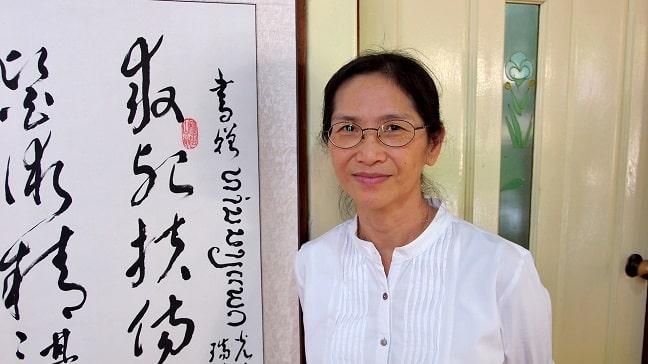 Dr.Rungrat at Mungkala clinic - Chiang Mai, Thailand