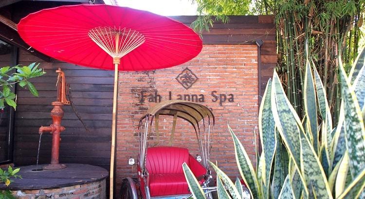 Fah Lanna Spa - Chiang Mai, Thailand
