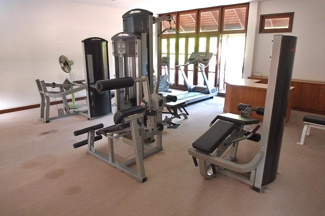 Gym at Balavi Center, Chiang Mai