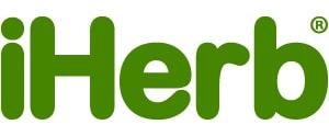 iHerb company logo in green