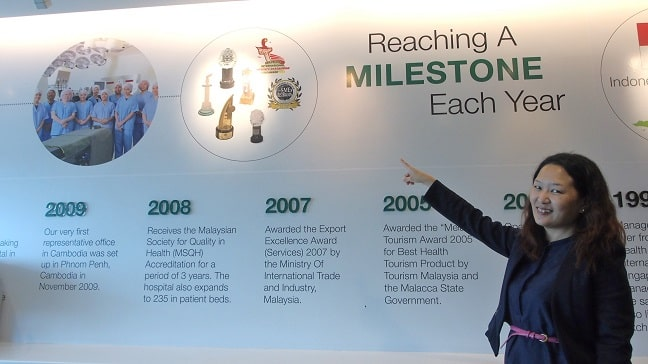 milestones in medical tourism