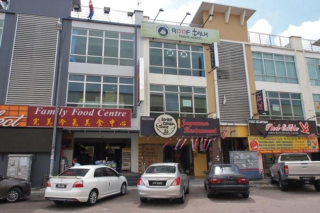 Roof Talk Theme Guest House in Bukit Indah, Johor Bahru