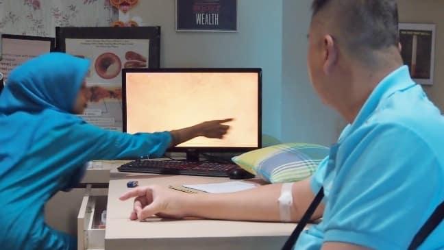 Live blood analysis at OZ Wellness Centre
