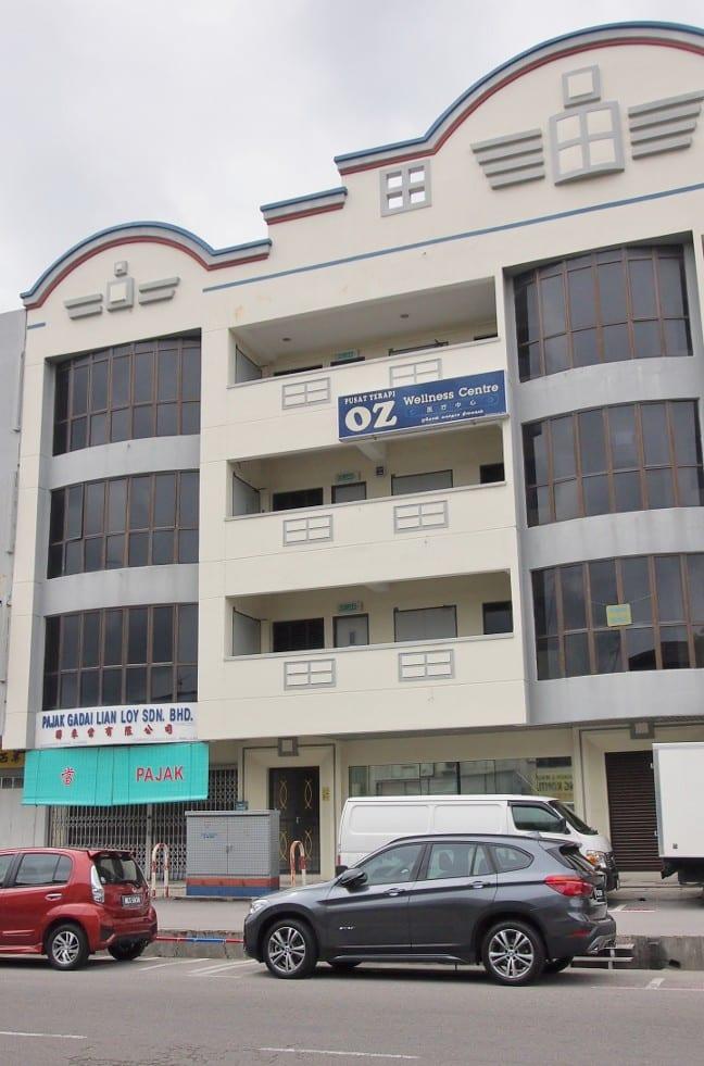 OZ Wellness Centre, Melaka, Malaysia