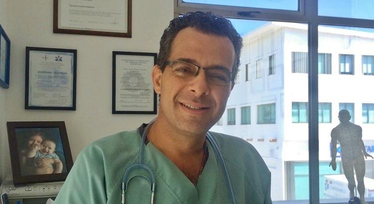 Dr.Luis Suarez - Sanar Clinic