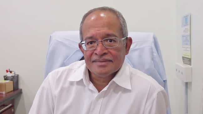 Dr. Vijaendreh Subramaniam - Cancer Care Centre, Melaka