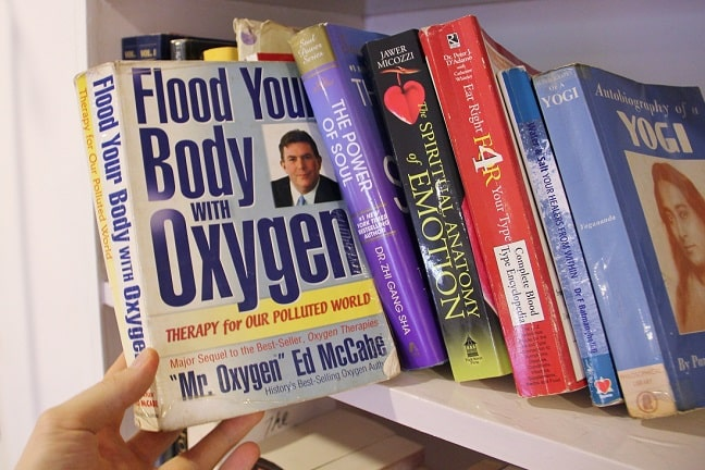 Flood your body with oxygen