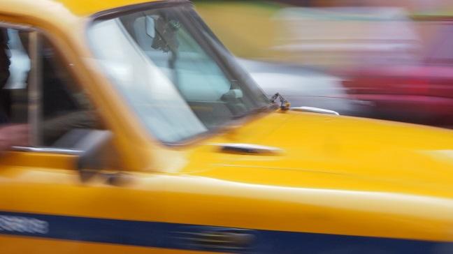 Indian ambassador taxi