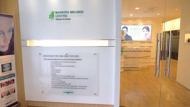 Mahkota Wellness Centre