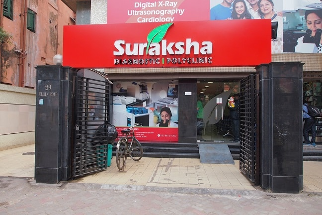 Suraksha diagnostic polyclinic