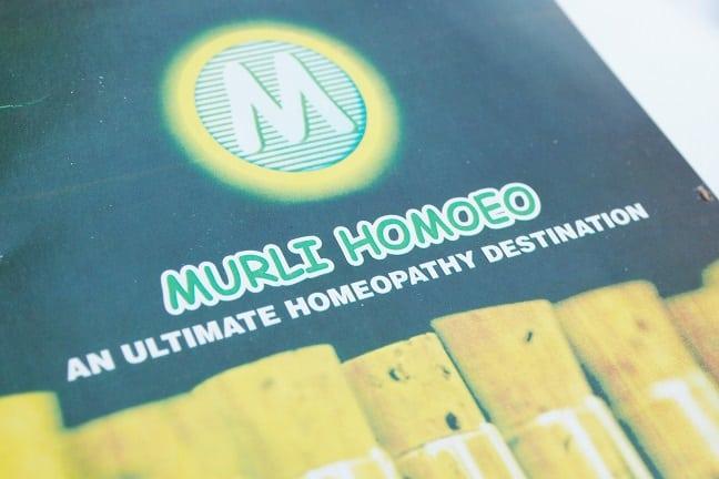 murli homeopathic book