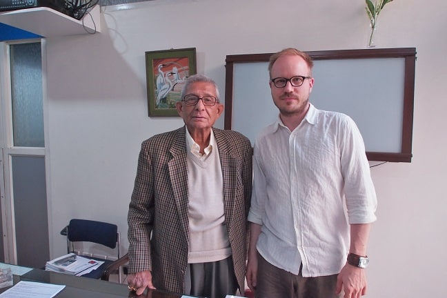 Prasanta Banerji and me