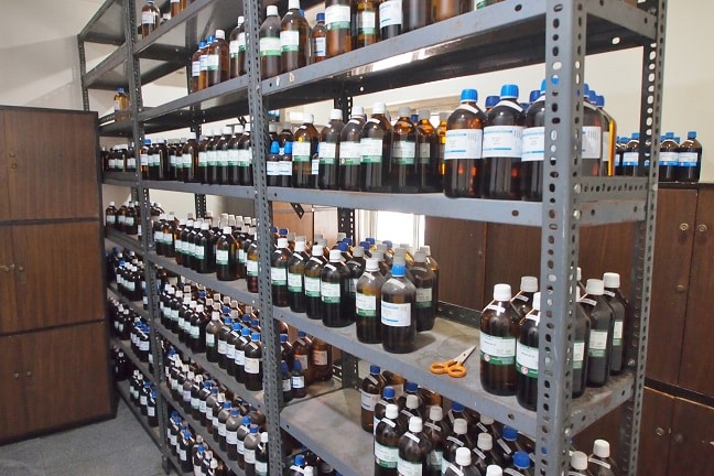Prasanta Banerji homeopathic research foundation-bulk remedy bottles