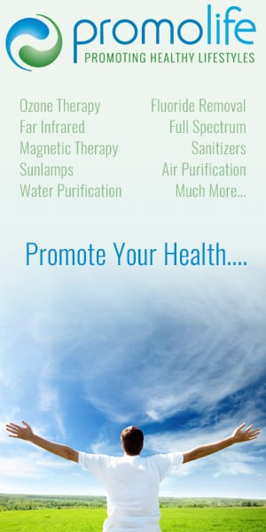 Promolife ozone therapy banner