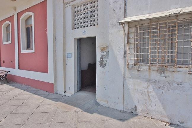 Sias healing centre-outside at beach road-Goubert Avenue 8-Puducherry