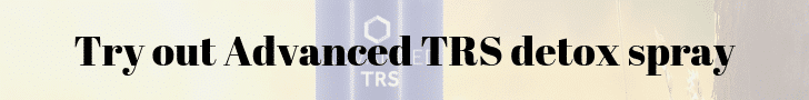 Try out Advanced TRS detox spray